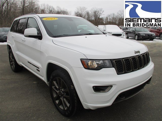 Pre-Owned 2017 Jeep Grand Cherokee Limited 75th Anniversary Edition