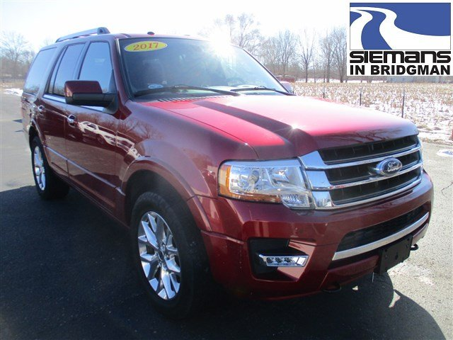 Pre-Owned 2017 Ford Expedition Limited