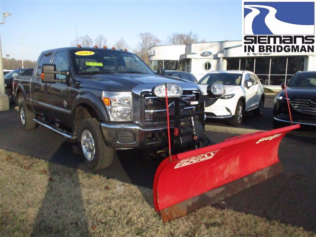 Pre-Owned 2011 Ford Super Duty F-350 SRW XLT