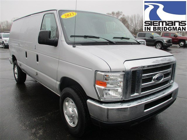 Pre-Owned 2013 Ford Econoline Cargo Van E-250 Commercial