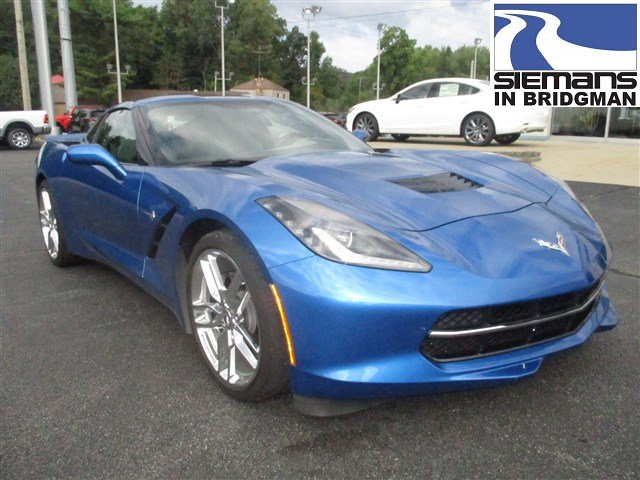 Pre-Owned 2015 Chevrolet Corvette 3LT