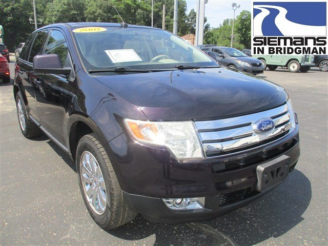 Pre-Owned 2007 Ford Edge SEL PLUS FWD
