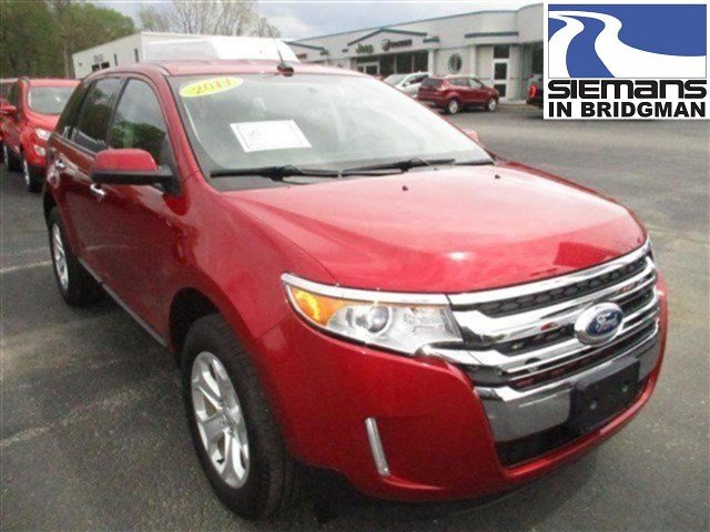 Pre-Owned 2011 Ford Edge SEL FWD