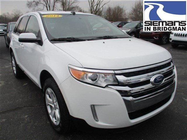 Pre-Owned 2014 Ford Edge SEL FWD