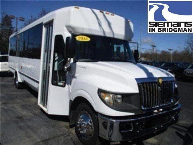 Pre-Owned 2013 International 3000 IC AC Series Thor 32 Passenger Touring Bus