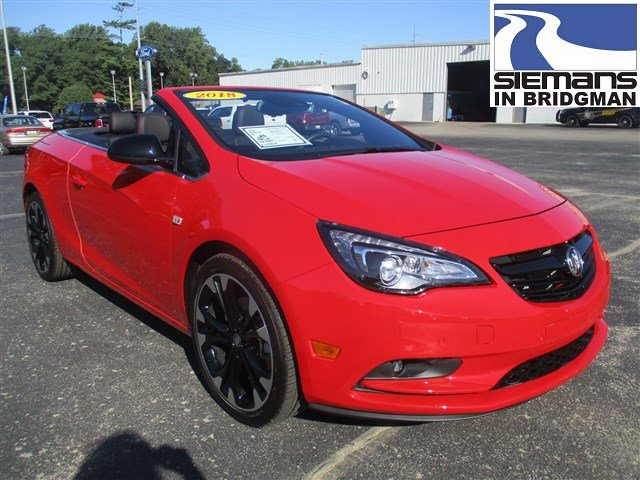 Pre-Owned 2018 Buick Cascada Sport Touring