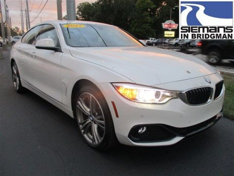 Pre-Owned 2017 BMW 4 Series 430i xDrive